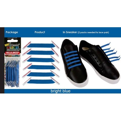 VTR Zázračné tkaničky U-Lace Bright Blue