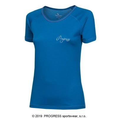 Progress ST NKRZ dámské funkční tričko s krátkým rukávem...