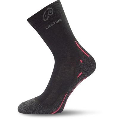 Merino ponožky WHI 900 černé