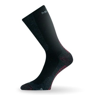 Merino ponožky WSM 900 černá