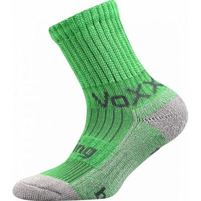 Voxx Dětské Bambusové Ponožky Bomberik zelená
