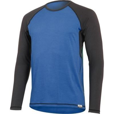 Lasting Pánské 100% merino tričko dlouhý rukáv MARIO 5189...