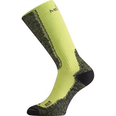 Merino ponožky WSM 689 zelená