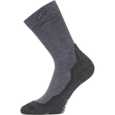 Merino ponožky WHI 504 modrá