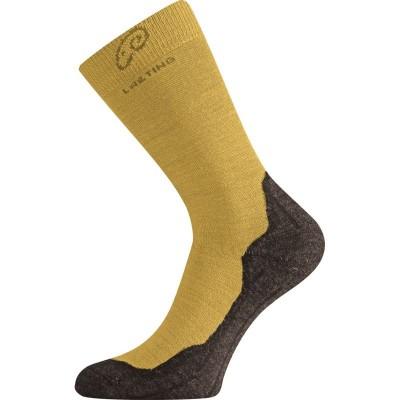 Merino ponožky WHI 640 hořticová