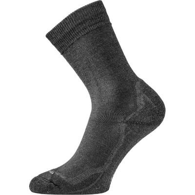 Merino ponožky WHI 909 černá