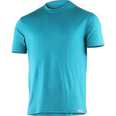 Lasting pánské 100% merino triko CHUAN 5858 modrá
