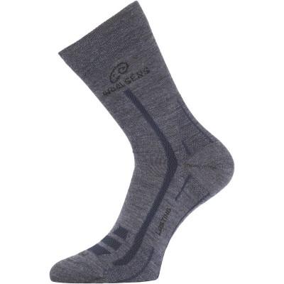 Merino ponožky WLS 504 modrá