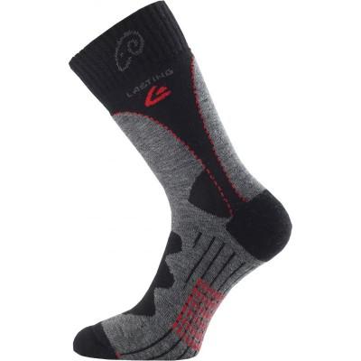Lasting merino ponožky TWA 809 šedé